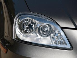 обои Coda Series EV фара фото