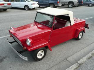 обои King Midget Model III красная малышка фото