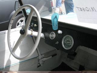 обои King Midget Model III руль фото