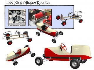 обои King Midget Model I ракурсы фото