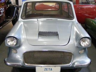 обои Lightburn Zeta Sedan перед фото