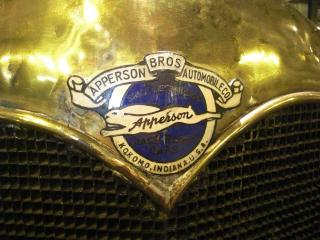 обои Apperson Jack Rabbit Touring Car значек фото