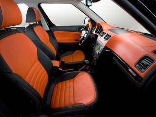 обои BT Design Skoda Yeti 2011 сиденья фото