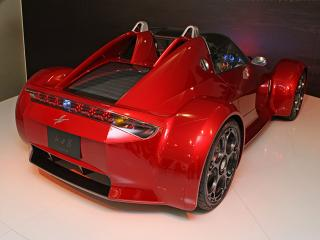 обои K.o 8 Coupe зад фото