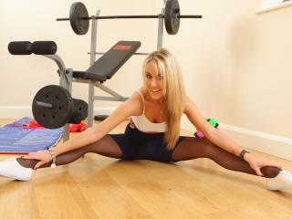 обои для рабочего стола: Девушка спортсменка
