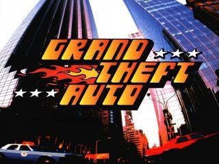 обои Grand Theft Auto первая фото