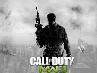 обои Новая игра Call of duty modern warfare 3 фото