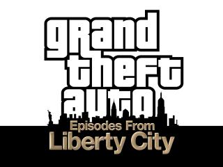 обои Episodes from Liberty City лого фото
