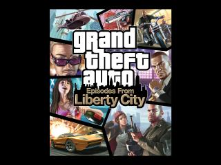 обои Grand Theft Auto: Episodes from Liberty City фото