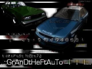 обои Grand Theft Auto 3 полиция фото
