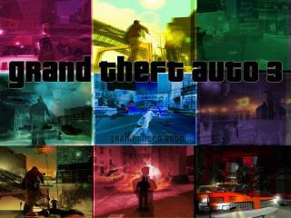 обои Grand Theft Auto 3 ситуации фото