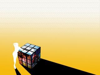обои Vice City кубик фото