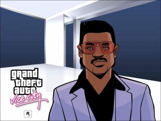 обои Grand Theft Auto: Vice City фото