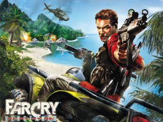 обои Far Cry: Vengeance фото