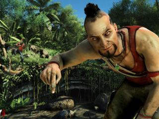 обои Far cry 3 бандит фото