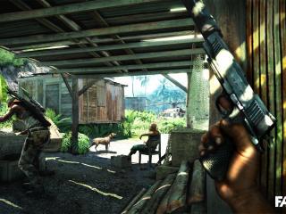 обои Far cry 3 бандиты фото