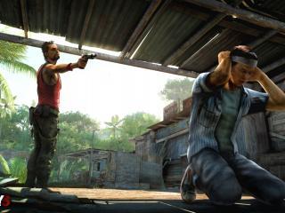 обои Far cry 3 заложник фото