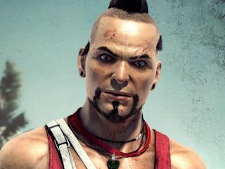 обои Far cry 3 страшный фото