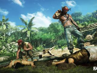 обои Far cry 3 убитые фото