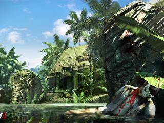 обои Far cry 3 храм фото