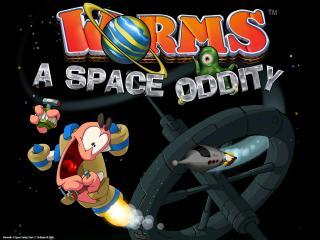 обои A Space Oddity летит фото