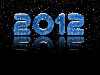обои 2012,   новый год фото