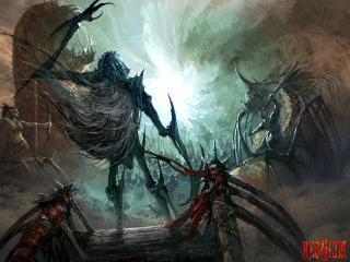 обои Requiem: Bloodymare фото