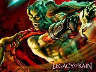 обои Legacy of Kain свирепствующий воин фото