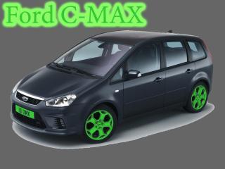 обои Ford-  с зелеными дисками фото