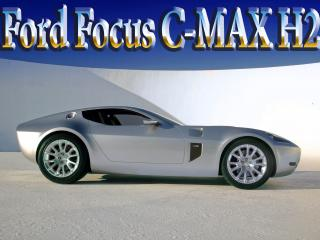 обои Ford фокус C MAX H2 фото