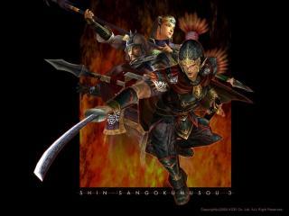 обои Dynasty Warriors 4 фото