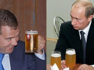 обои Верховные любители пива фото