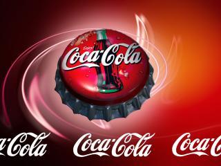 обои Крышка Coca-Cola фото
