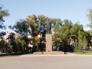 обои Бердянск памятник в парки шмидта фото