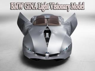 обои BMW GINA Light Visionary Model ноу хау фото
