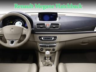 обои Renault Megane Hatchback вид с внутри фото
