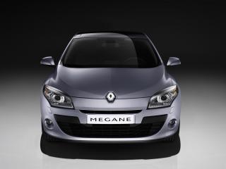 обои Renault Megane вид спериди фото