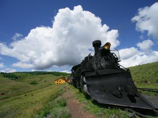 обои Железная дорога фото