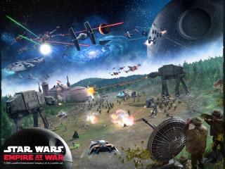 обои Star Wars - Empire at War фото