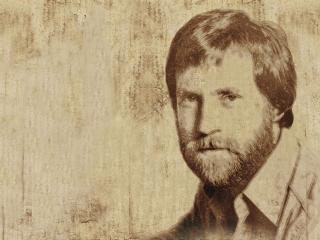 обои Владимир Высоцкий - рисунок на дереве фото