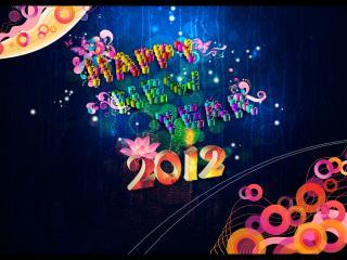 обои New Year,   счастливого нового года фото