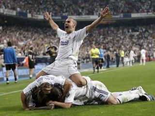 обои Футбольный клуб Реал Мадрид фото