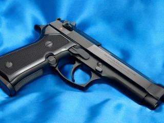 обои Пистолет беретта-92ф 9-мм фото