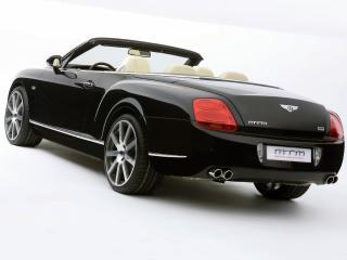 обои MTM Bentley Continental GTС Birkin Edition 2006 зад фото