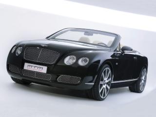 обои MTM Bentley Continental GTС Birkin Edition 2006 перед фото