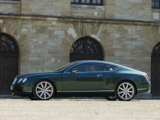 обои MTM Bentley Continental GT Birkin Edition 2006 бок фото