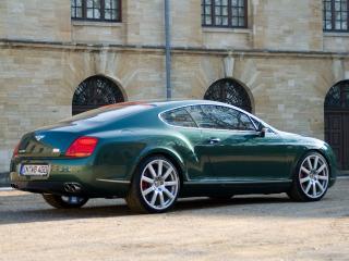 обои MTM Bentley Continental GT Birkin Edition 2006 дом фото