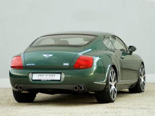 обои MTM Bentley Continental GT Birkin Edition 2006 зад фото
