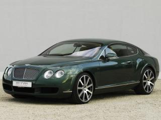 обои MTM Bentley Continental GT Birkin Edition 2006 мощная фото