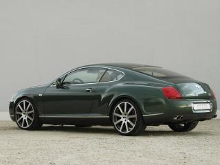 обои MTM Bentley Continental GT Birkin Edition 2006 мощь фото